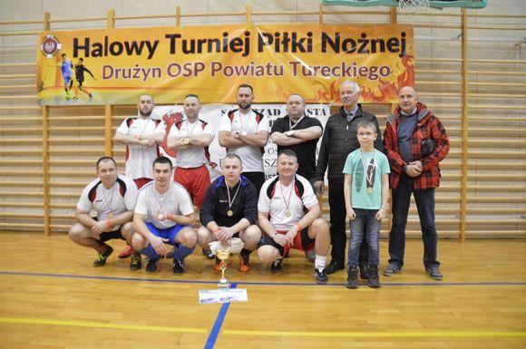 Miasto Turek: Piłkarze OSP KWB Adamów Mistrzami Powiatu! Strażacy z Chylina i...