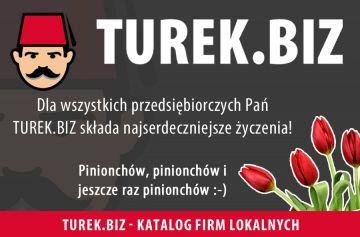 Życzenia Turek.biz na Dzień Kobiet