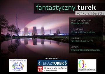 Konkurs literacki Fantastyczny Turek