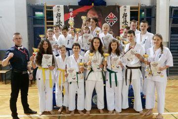 Karatecy zdobyli 15 medali podczas...