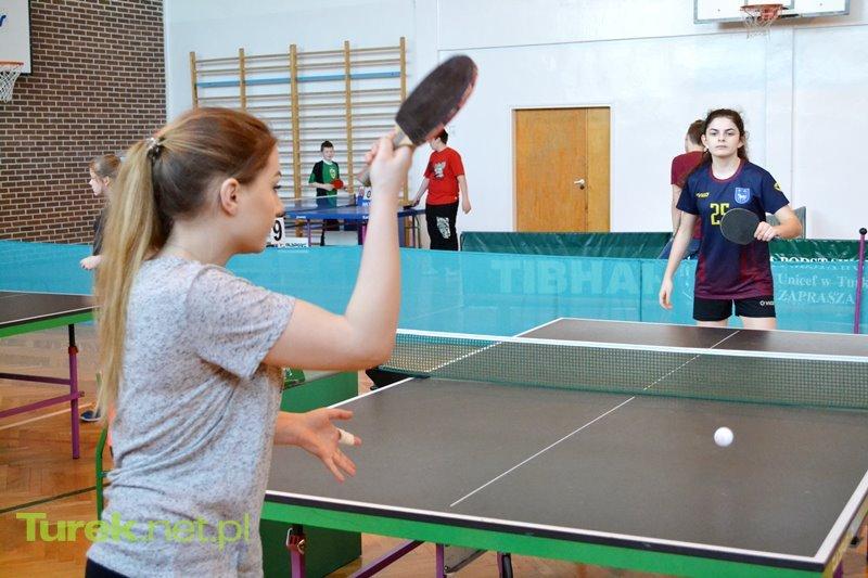Tenisiści stołowi zagrają o Puchar Starosty