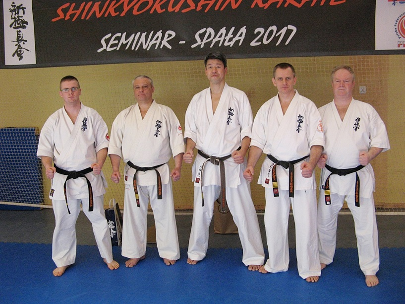 Seminarium kata i kurs sędziowski w Spale