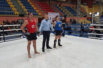 Mistrzostwa Polski Muay Thai 2017