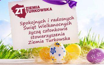 Życzenia członków stowarzyszenia Ziemia Turkowska