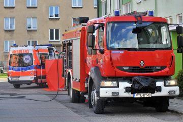 Turek: Tragiczny pożar przy Spółdzielców. Nie...