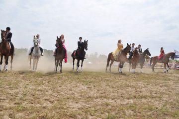 Kowale Księże: Otwarcie sezonu jeździeckiego i...