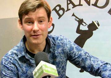 Wideo: Cugowski i turkowski Big Band na...