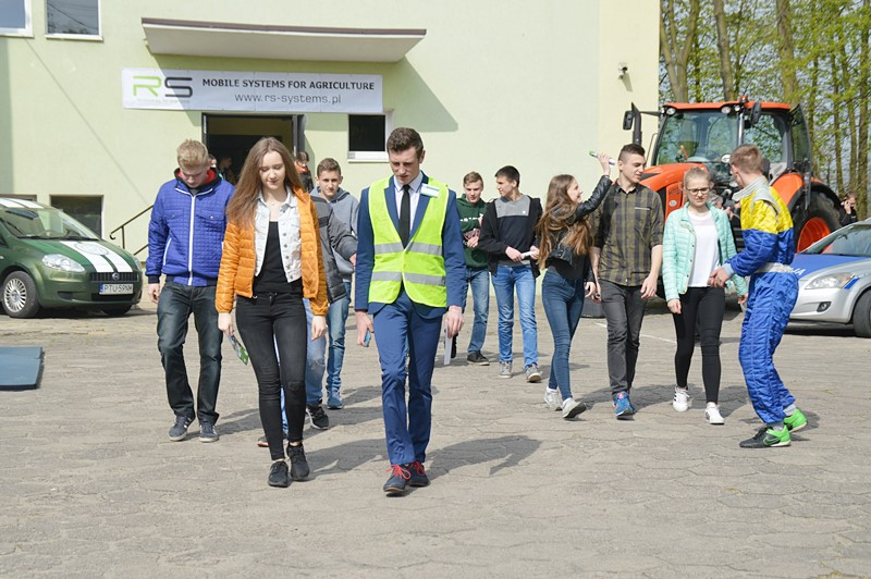 Wideo: Drzwi Otwarte w Zespole Szkół Rolniczych...