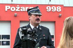 Wideo: Poseł o finansowaniu OSP. Druh Bartosik...