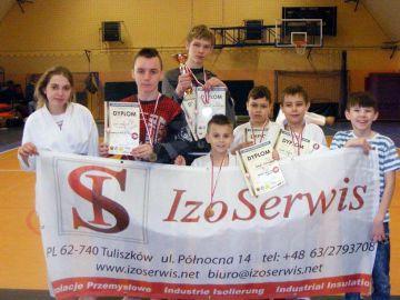 Otwarte Mistrzostwa Polski Thratlonu Sztuk Walk