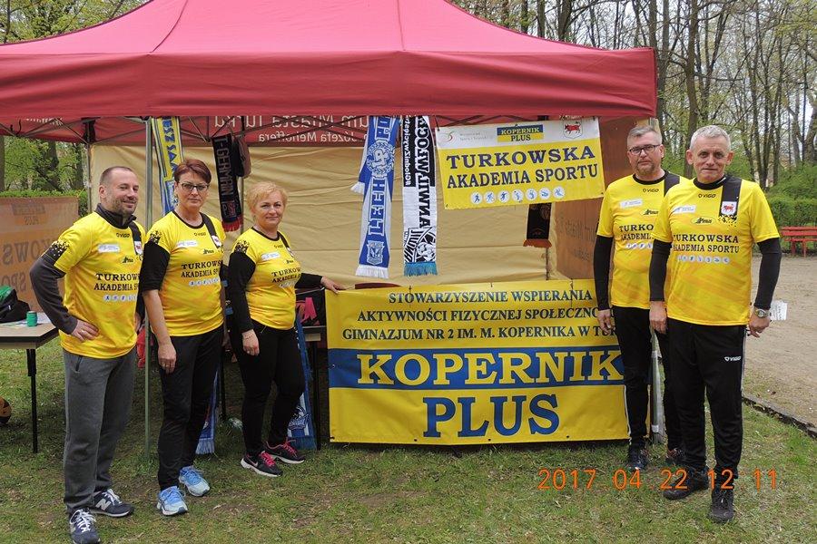 Kopernik Plus uruchomił Turkowską Akademię Sportu