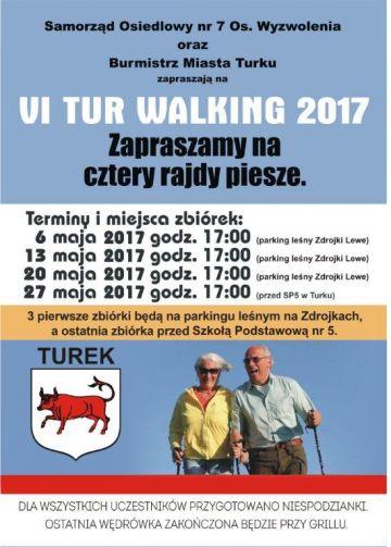 VI Tur Walking
