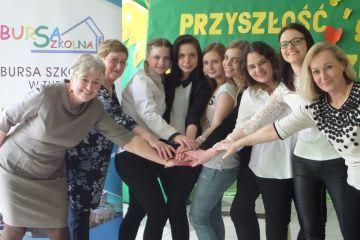 Pożegnanie Absolwentów Bursy Szkolnej w Zespole...