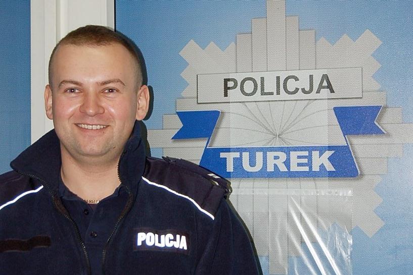 St. sierż. Maciej Męderski -