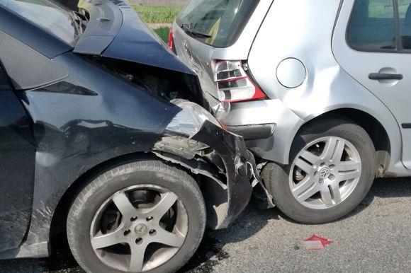 Słodków: Spowodował kolizję pięciu aut