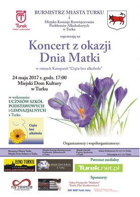 Koncert z okazji Dnia Matki