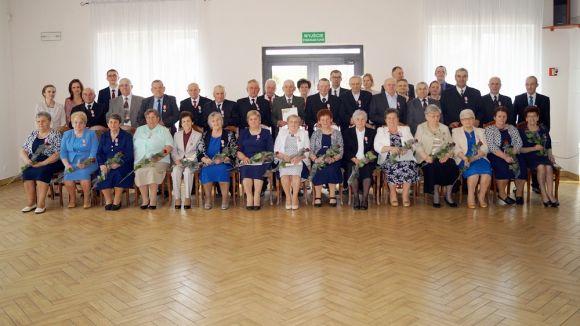 Władysławów: Jubileusz 50-lecia pożycia związku...