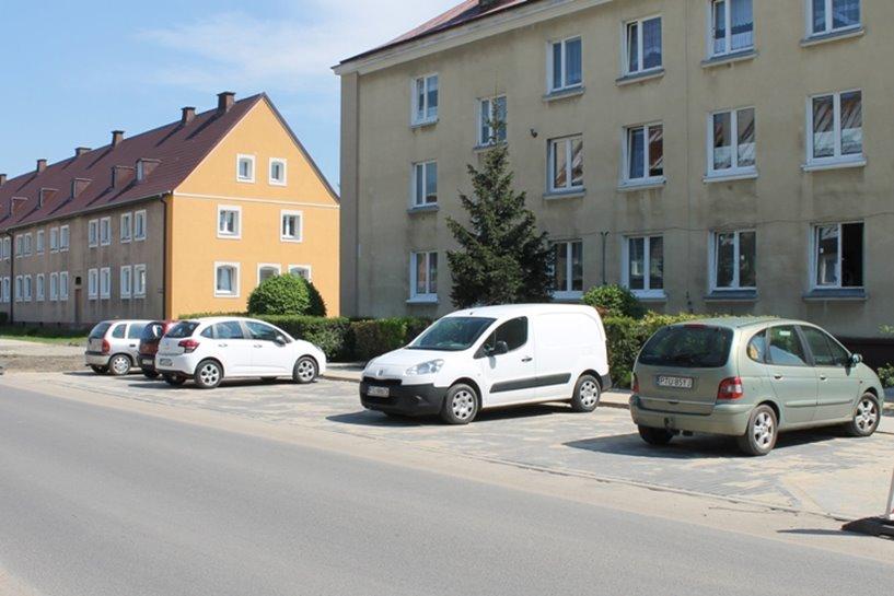 Turek: Najpierw parkingi przy Kączkowskiego