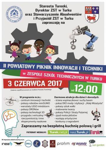II Powiatowy Piknik Innowacji i Techniki