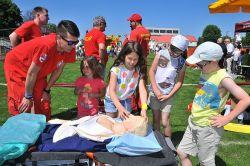 Miasto Turek: Stadion pełen atrakcji dla dzieci