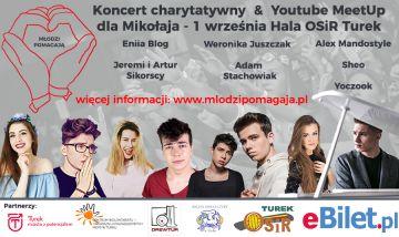 Charytatywny mini YouTube MeetUp już we...