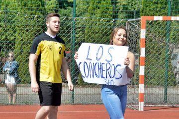 Los Concheros wygrali Golden League! Liceum...