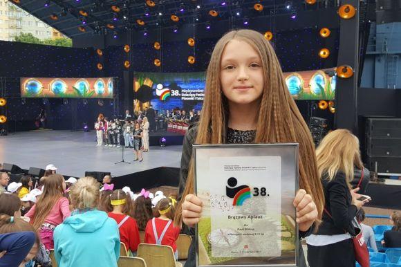 Brązowy Aplauz Międzynarodowego Dziecięcego...