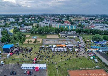 Wideo: Sobotni wieczór na Dniach Turku z lotu...