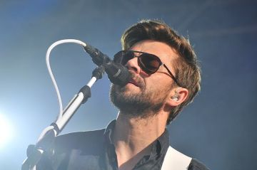 Wideo: Turek też słucha rocka. happysad na...