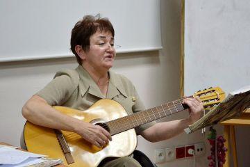 Seniorzy śpiewająco zakończyli semestr