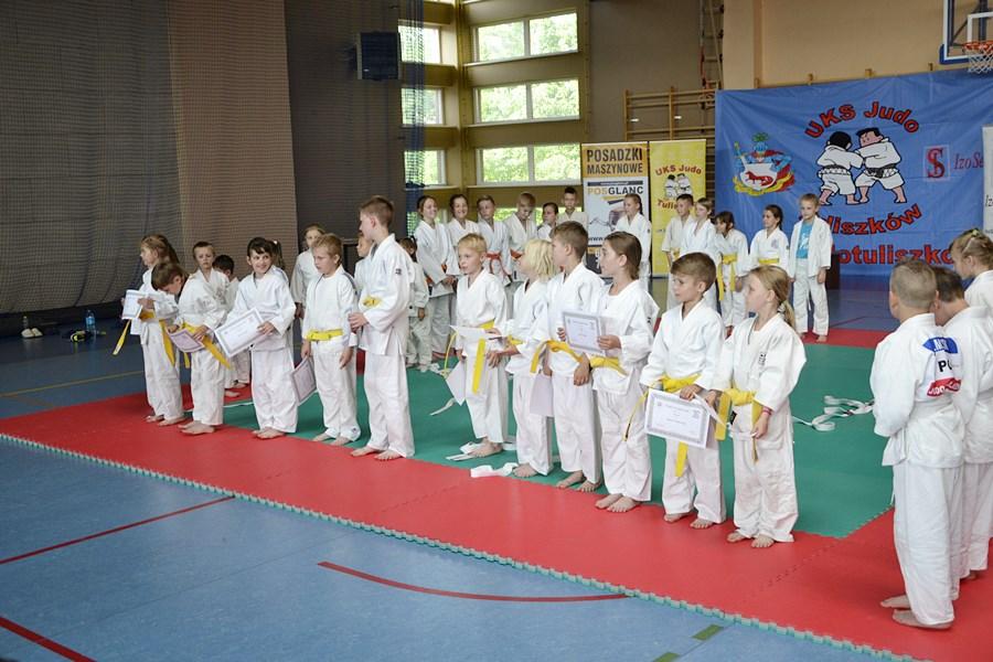 Tuliszków: III Mistrzostwa Uczniowskiego Klubu Sportowego Judo