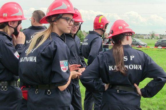 Gm. Turek: OSP Kalinowa triumfuje w Żukach