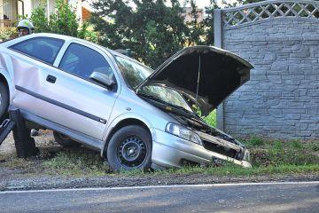 Gm. Tuliszków: Krajowa 72 zablokowana. Wypadek...