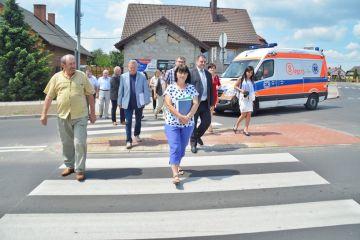 Russocice: Przebudowali drogę za 1,3 mln zł....