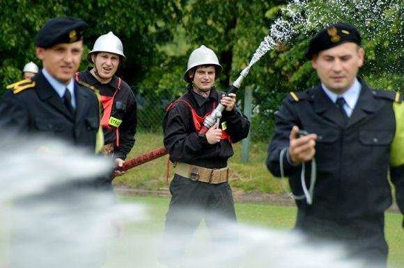 Piekary: Kibicuj strażakom podczas gminnych...