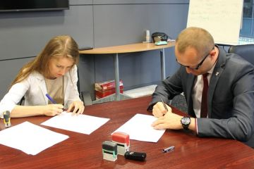 Podpisana umowa na ponad milion złotych