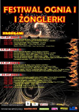 Festiwal Ognia i Żonglerki