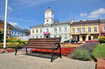 Kamienice przy turkowskim rynku - historia i...