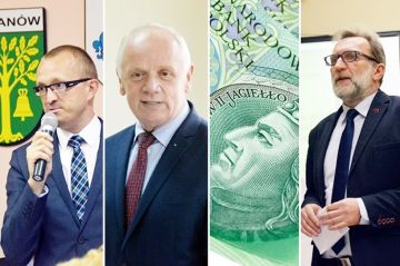 Oto Ranking Bogactwa Samorządów. Przykona...