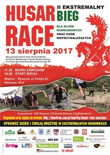 Husar Race - II Ekstremalny Bieg dla Służb...