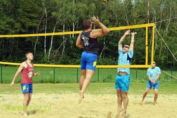 Bibianna: Zagraj w Turnieju Piłki Siatkowej...