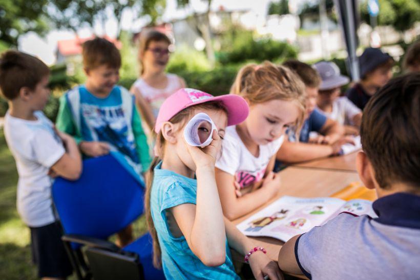 Piknik z Sieciakami - foto: A. Pacyna