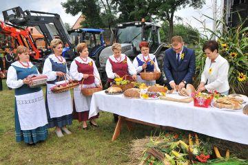 Kuny: Rolnicy podziękowali za plony