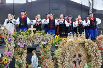 Gm. Turek: Rolnicy i ogrodnicy świętowali w...