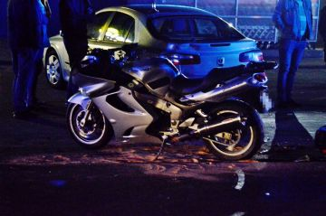 Tuliszków: Motocyklista ucierpiał w zderzeniu...