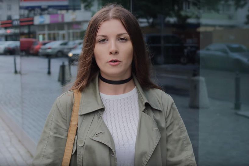 Wideo: Turkowianka promuje