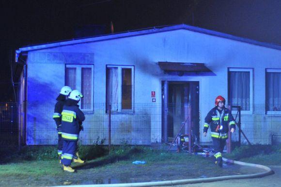 Turek: Tragiczny pożar na Polnej. Mężczyzna...