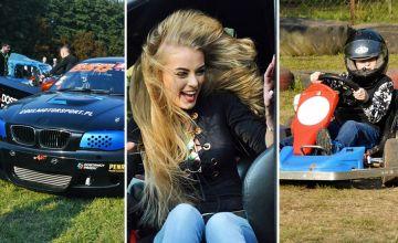 Wideo:Tuning, mocne car audio, drift czyli Moto...