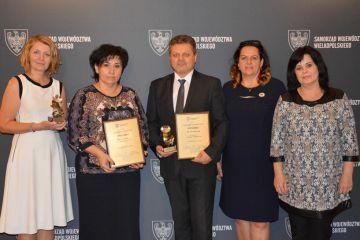 Wyróżnienia dla SP1 w konkursach Wielkopolska...