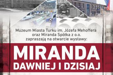 Miranda dawniej i dzisiaj